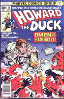 Howard the Duck comic 13