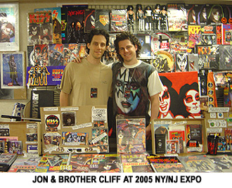 Jon and Cliff at 2005 NJ EXPO