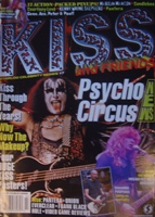 Kiss and Friends mag