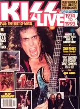 KISS Live 7493 mag
